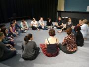 Dráma és színjátszás az iskolában – akkreditált képzés Topolyán