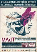 MAdT 2016, a Vajdasági Magyar Amatőr és Diákszínjátszók Kilencedik Tábora – felhívás
