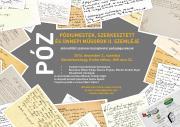 PÓZ – Pódiumestek, szerkesztett és ünnepi műsorok II. szemléje