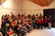 Hangszeres népzenei továbbképzés tamburásoknak