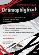 Drámapályázat – kortárs dráma