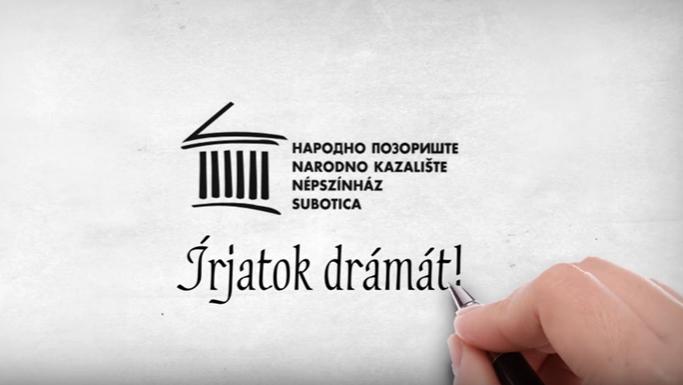 A szabadkai Népszínház Magyar Társulata Drámapályázatot hirdet