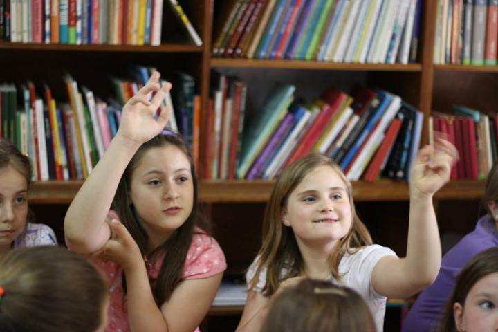 Gyermekek a könyvtárban III. – továbbképzés könyvtárosoknak