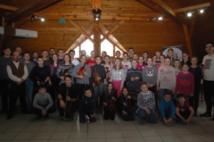 III. Dúrmoló téli népzenei tábor