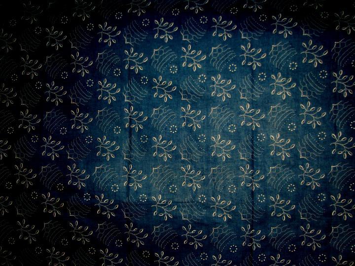 A kékfestőről és a férfi ruhadarabokról – továbbképzés viseletkészítők számára