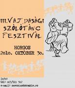 Felhívás a III.Vajdasági Szólótánc Fesztiválra