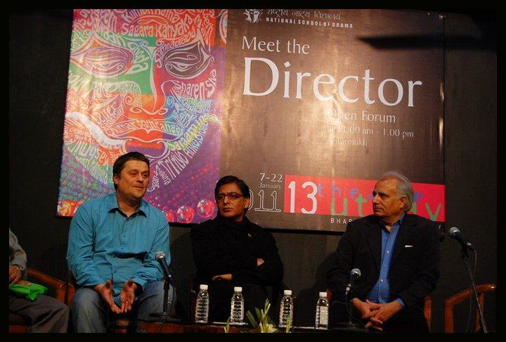 Indiai fesztiválon vett részt a Kosztolányi Színház