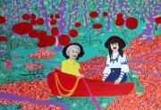 drMáriás festményei a Godot Galériában