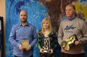 A Forum díjai – Kucsera Géza, Torok Melinda és Jung Károly a díjazottak