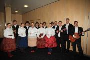 Zürichben vendégszerepelt a horgosi Gubanc néptáncegyüttes