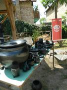 Ősi kerámiaégetési technikák bemutatója Temerinben