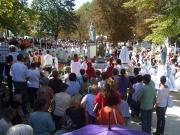 Szentkúti búcsú Doroszlón