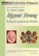 Vajdasági sikerek a X. Vass Lajos Népzenei Versenyen
