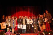 A Vajdasági Magyar Amatőr Színjátszók XX. Találkozójának díjazottjai