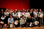 A Vajdasági Magyar Amatőr Színjátszók XXI. Találkozójának díjazottjai
