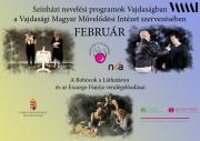 Színházi nevelési programok februárban – középiskolások fókuszban