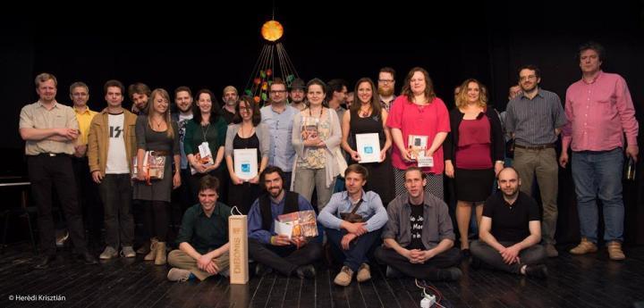 Az Énekelt Versek Fesztiváljának díjazottjai
