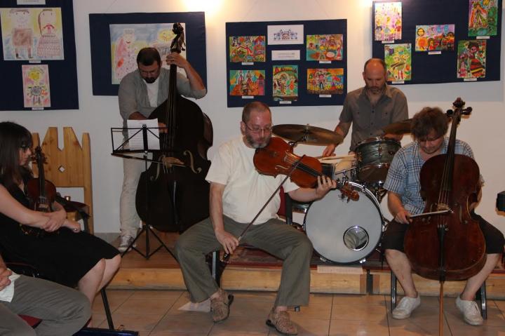 Improvizatív Zenei Műhely Zentán