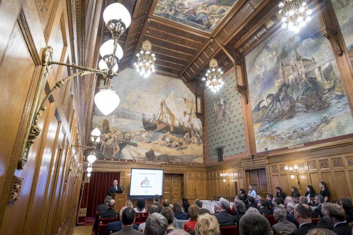 Hungarikumok Klubja a Parlamentben