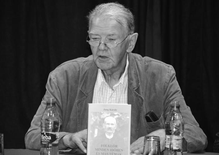 Lamentáció Jung Károlyért – Beszédes Valéria néprajzkutató Jung Károlyra emlékezik