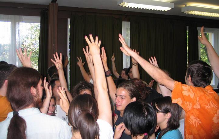A közösség fiataljainak, tagjainak bekapcsolása a fejlesztési folyamatokba – Kárpát-medencei szakmai képzés