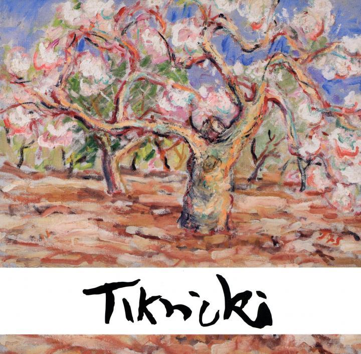 Likovni trag Ivana Tikvickog. Ivan Tikvicki (1913–1990) képzőművészeti lábnyoma. Likovni trag Ivana Tikvickoga