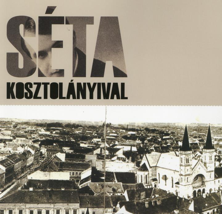 Séta Kosztolányival