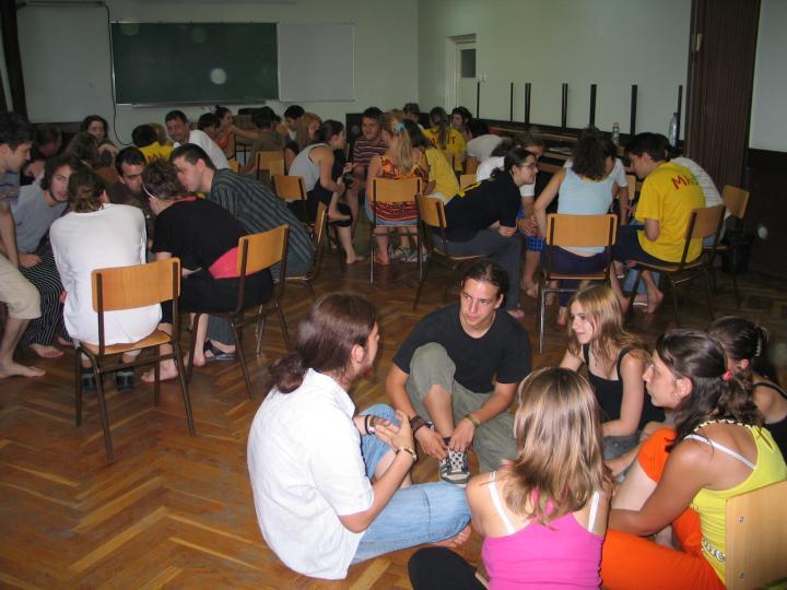 MAdT – a Vajdasági Magyar Amatőr és Diákszínjátszók harmadik Tábora