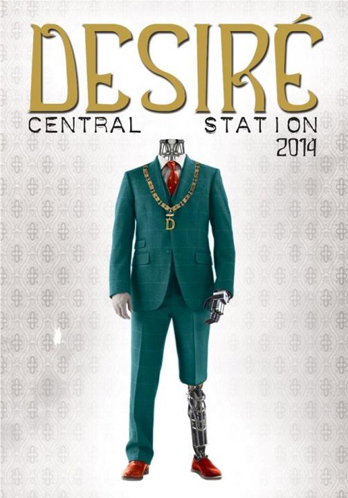 Desiré Central Station 2014 – dead or alive