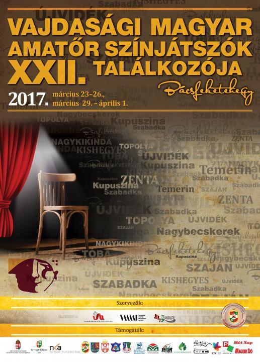 A Vajdasági Magyar Amatőr Színjátszók XXII. Találkozója