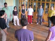 A rendezői csoport