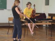 Hegedűs lányok