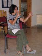 Fort Krisztina beszédtanár
