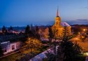 A gombosi Szent László király római katolikus templom (fotó: Nagy Róbert)