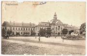 Megyeháza 1909-ben